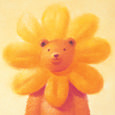 Yellow Flower Bear